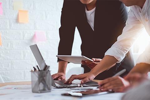 Dispositif d'appui pour fiabiliser la reprise ou la poursuite d'activité des TPE-PME